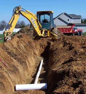 Excavating Insurance Roseville, Folsom, Granite Bay, CA